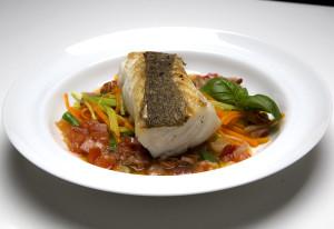 Skrei-torsk med sauce vierge-jomfrusaus_600
