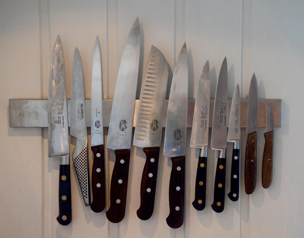 Sliping av kniver-kjøkkenkniver på magnetlist_650