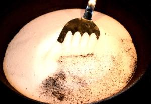 Hvordan reparere steikepanna jern-saltriks_600