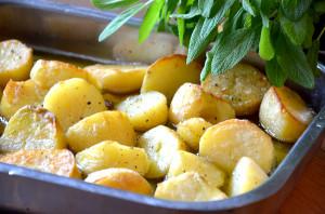 Kokte poteter steikt i klaret smør2_600