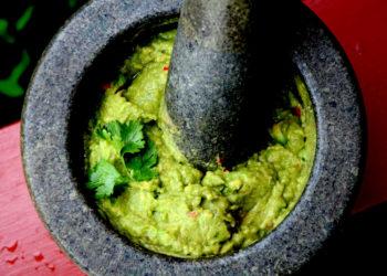 Guacamole med avokado-chili-tomat-løk-koriander_1000